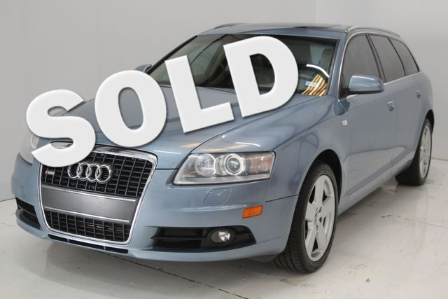 2008 Audi A6 Avant Wagan Houston, Texas 0