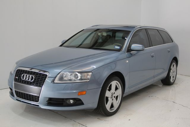 2008 Audi A6 Avant Wagan Houston, Texas 2