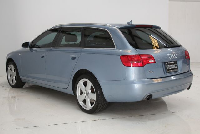 2008 Audi A6 Avant Wagan Houston, Texas 8