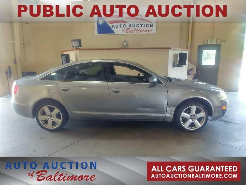 2008 Audi A6  | JOPPA, MD | Auto Auction of Baltimore  in JOPPA MD