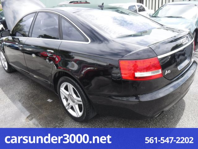 2008 Audi A6 Lake Worth , Florida 2