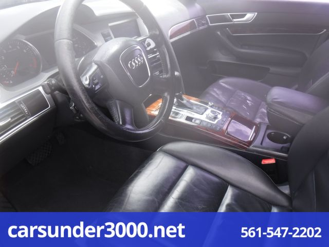 2008 Audi A6 Lake Worth , Florida 3