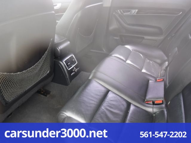 2008 Audi A6 Lake Worth , Florida 4