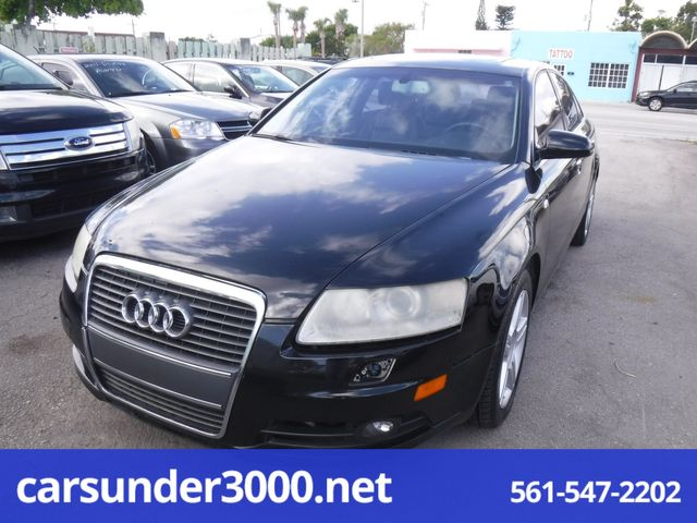2008 Audi A6 Lake Worth , Florida