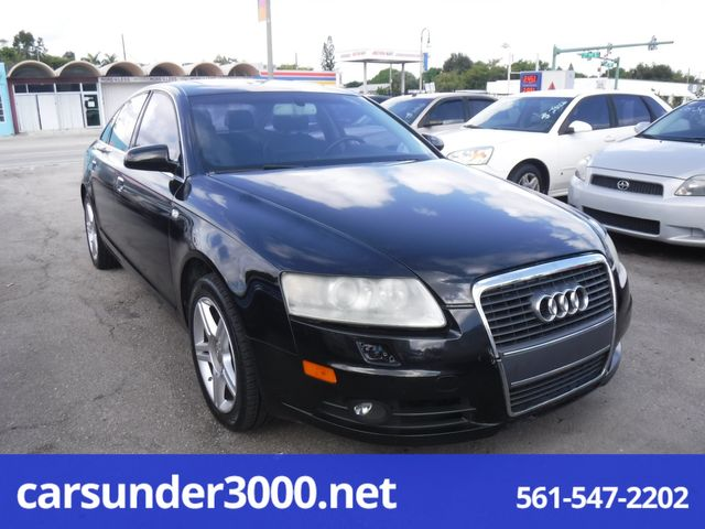 2008 Audi A6 Lake Worth , Florida 1
