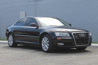 2008 Audi A8 Hollywood, Florida 1