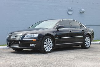 2008 Audi A8 Hollywood, Florida 10