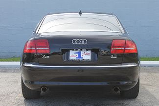 2008 Audi A8 Hollywood, Florida 6