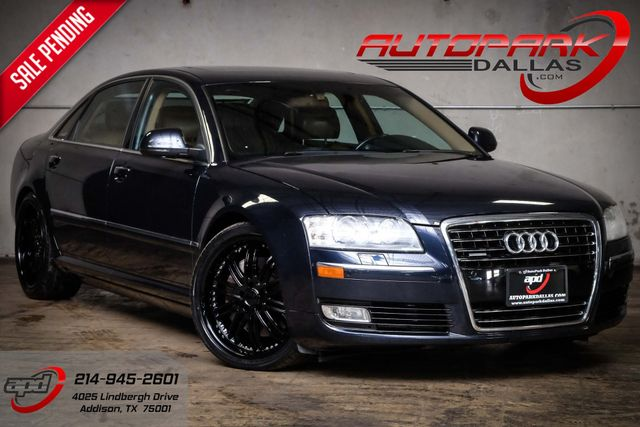 2008 Audi A8L 4.2L