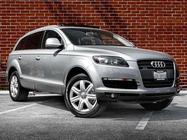 2008 Audi Q7 3.6L Premium Burbank, CA 1