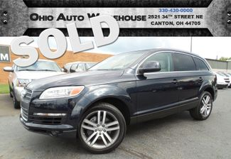 2008 Audi Q7 Premium AWD 3rd Row Pano Clean Carfax We Finance | Canton, Ohio | Ohio Auto Warehouse LLC in  Ohio