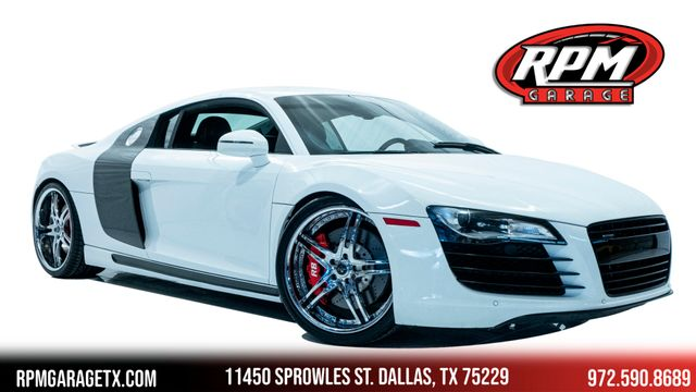 2008 Audi R8 with Upgrades