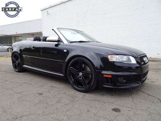 2008 Audi RS 4 4.2L Cabriolet Madison, NC 14