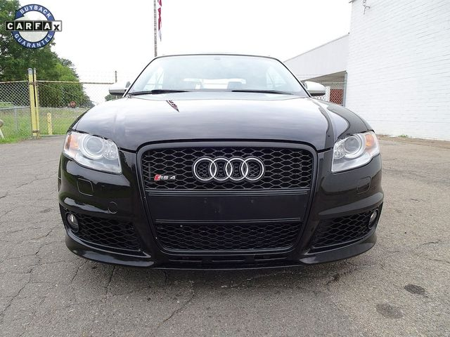 2008 Audi RS 4 4.2L Cabriolet Madison, NC 7