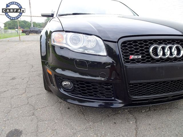 2008 Audi RS 4 4.2L Cabriolet Madison, NC 8