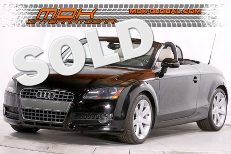 2008 Audi TT 2.0T - Navigation - Heated seats - Bluetooth in Los Angeles