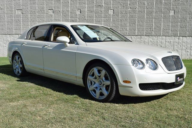 2008 Bentley Continental Flying Spur Base
