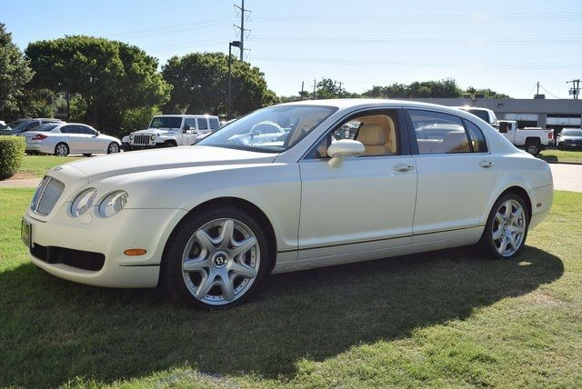 2008 Bentley Continental Flying Spur Base in McKinney Texas, 75070