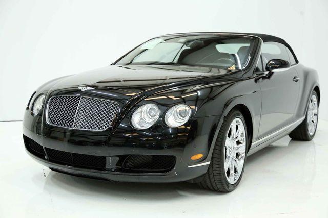 2008 Bentley Continental GTC Houston, Texas 3