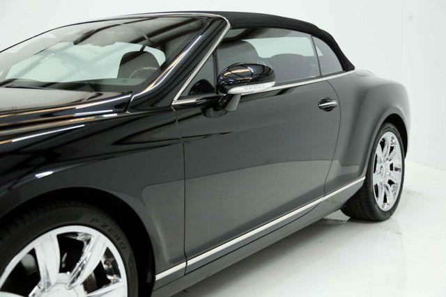 2008 Bentley Continental GTC Houston, Texas 8