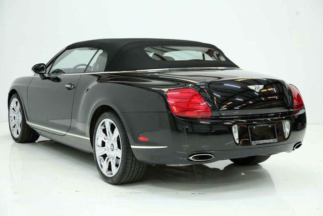2008 Bentley Continental GTC Houston, Texas 9