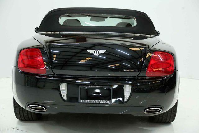 2008 Bentley Continental GTC Houston, Texas 10