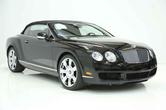 2008 Bentley Continental GTC Houston, Texas 1