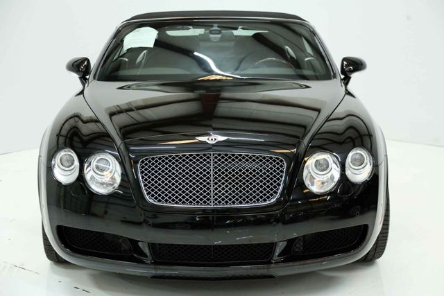 2008 Bentley Continental GTC Houston, Texas 5