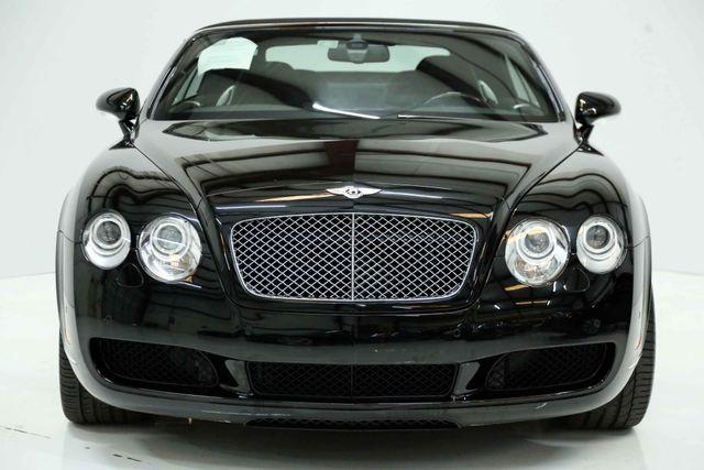2008 Bentley Continental GTC Houston, Texas 2