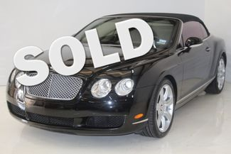 2008 Bentley Continental GTC Houston, Texas