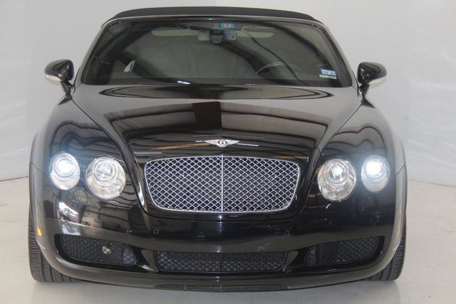2008 Bentley Continental GTC Houston, Texas 1