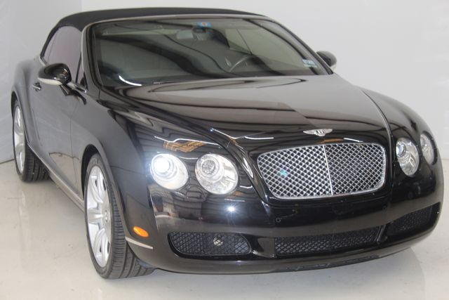 2008 Bentley Continental GTC Houston, Texas 2