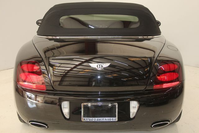 2008 Bentley Continental GTC Houston, Texas 10