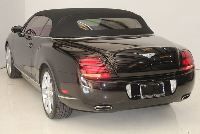2008 Bentley Continental GTC Houston, Texas 11