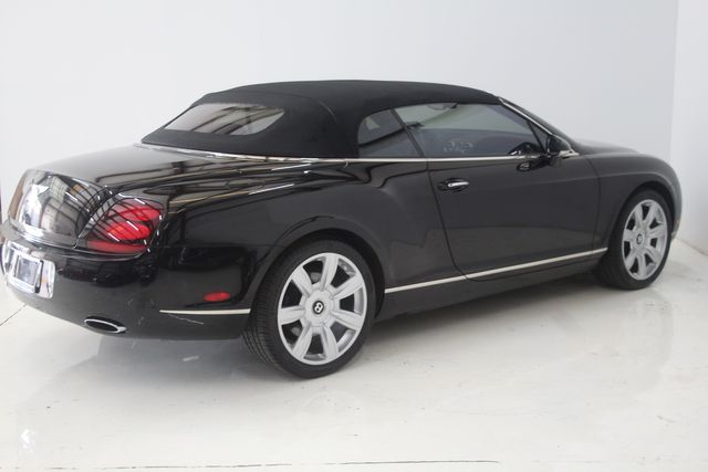 2008 Bentley Continental GTC Houston, Texas 13