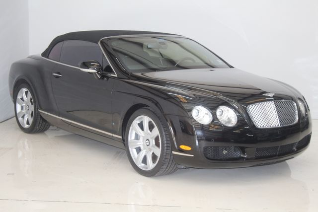 2008 Bentley Continental GTC Houston, Texas 3