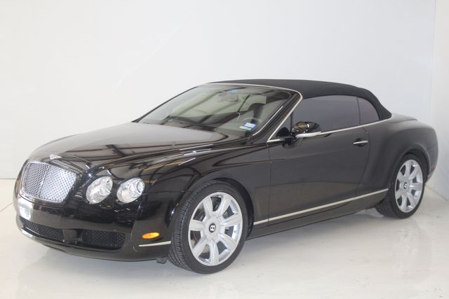 2008 Bentley Continental GTC Houston, Texas 4