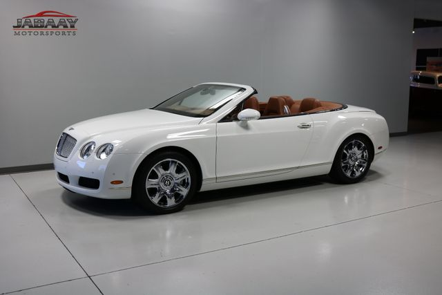 2008 Bentley Continental GTC Merrillville, Indiana 35