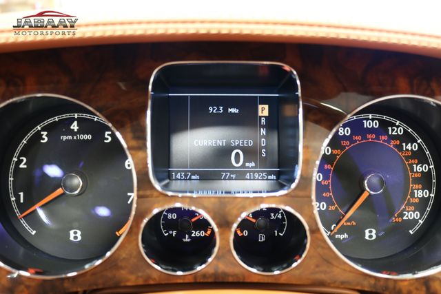 2008 Bentley Continental GTC Merrillville, Indiana 18