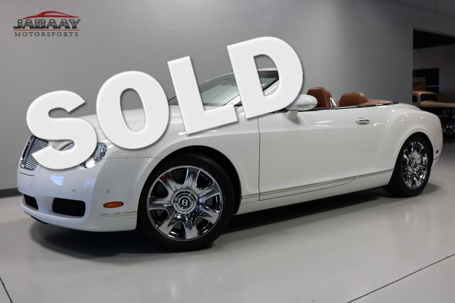 2008 Bentley Continental GTC Merrillville, Indiana 0