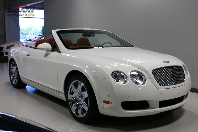 2008 Bentley Continental GTC Merrillville, Indiana 6