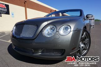 2008 Bentley Continental GTC GT Convertible Mulliner Package ~ Dealer Serviced! | MESA, AZ | JBA MOTORS in Mesa AZ