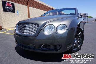 2008 Bentley Continental GTC GT Convertible Mulliner Package ~ Dealer Serviced!   MESA, AZ   JBA MOTORS in Mesa AZ