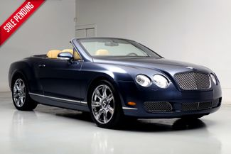2008 Bentley Continental GTC * 12 Cyl* 560 HP* Low Miles*** | Plano, TX | Carrick's Autos in Plano TX