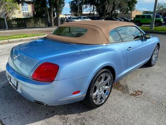 2008 Bentley Continental GTC GTC SILVER LAKEMAGNOLIA   Plant City Florida  Bayshore Automotive   in Plant City, Florida