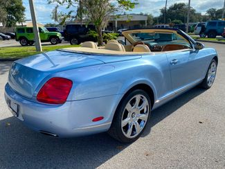 2008 Bentley Continental GTC GTC SILVER LAKEMAGNOLIA   Plant City Florida  Bayshore Automotive   in Plant City, Florida