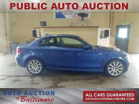 2008 BMW 128i SULEV | JOPPA, MD | Auto Auction of Baltimore  in JOPPA, MD