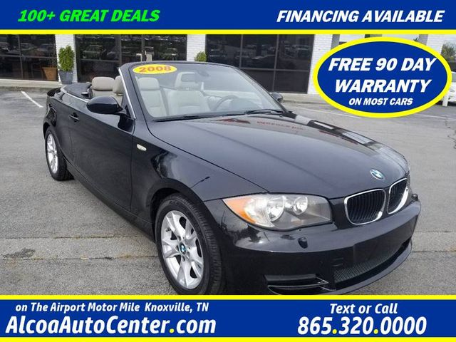 2008 BMW 128i 128i 2dr Convertible