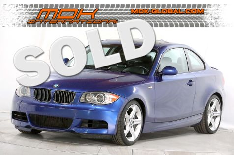 2008 BMW 135i - MANUAL - Sport pkg - Premium pkg - Nav in Los Angeles