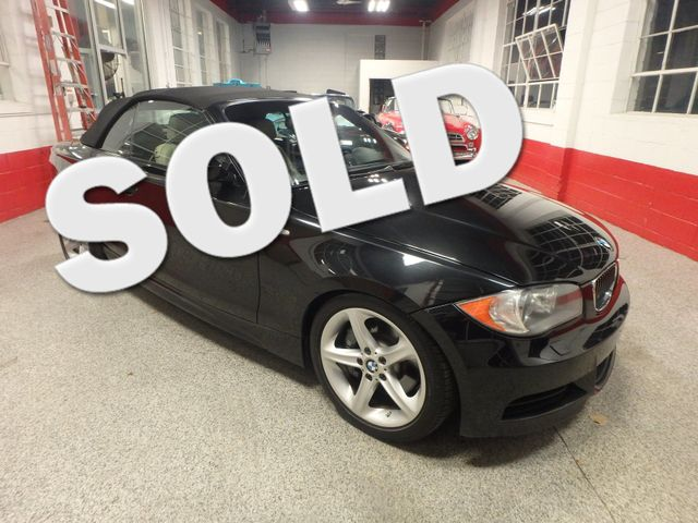 2008 Bmw 135i Convertible SHARP, SERVICED AND LOADED!~ Saint Louis Park, MN
